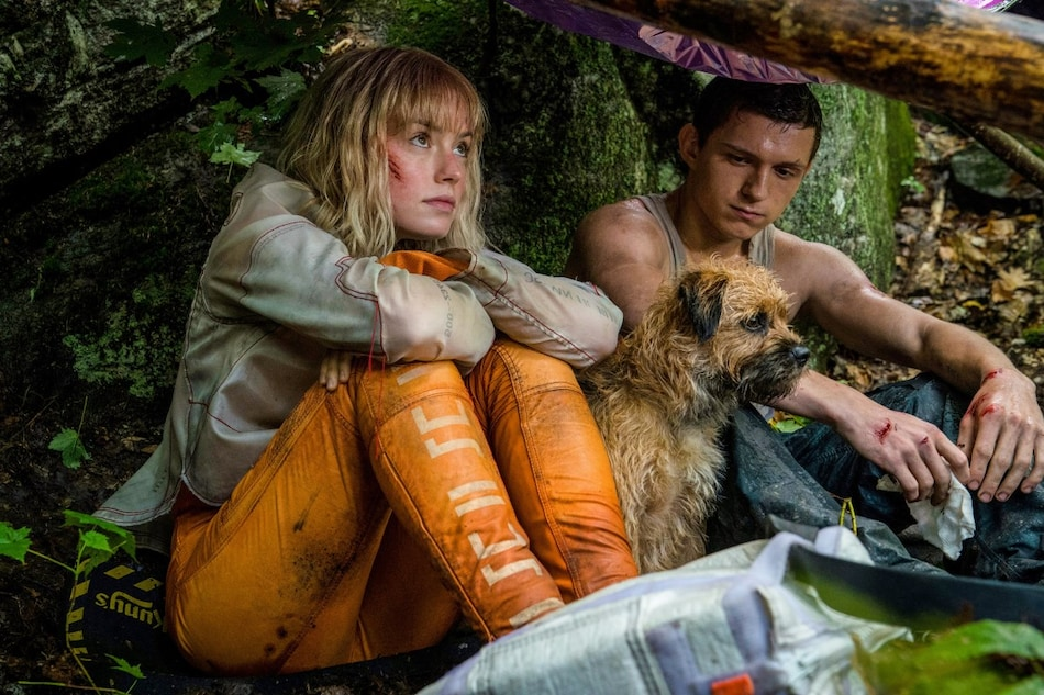 Chaos Walking Trailer Sets Up Sci-Fi Adventure With Tom Holland, Daisy Ridley