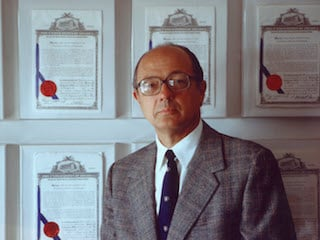 Charles Bachman, Database Management System Pioneer, Dies at 92