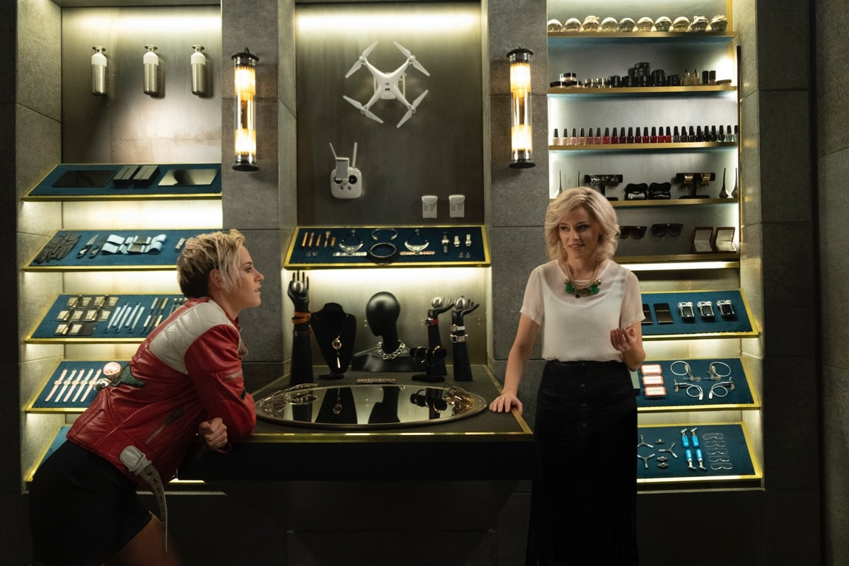Watch The New Trailer For Elizabeth Banks' Reboot Of 'Charlie's Angels'