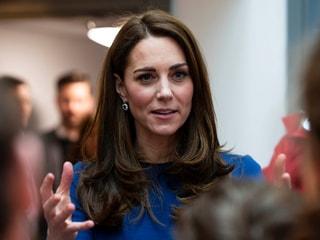 British Royals Appeal for Online Kindness After Trolling of Kate, Meghan