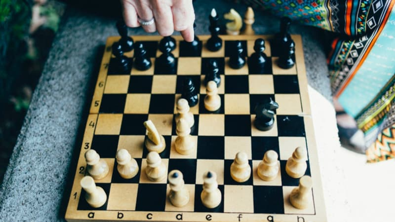 Play chess online against the computer or in multiplayer ...