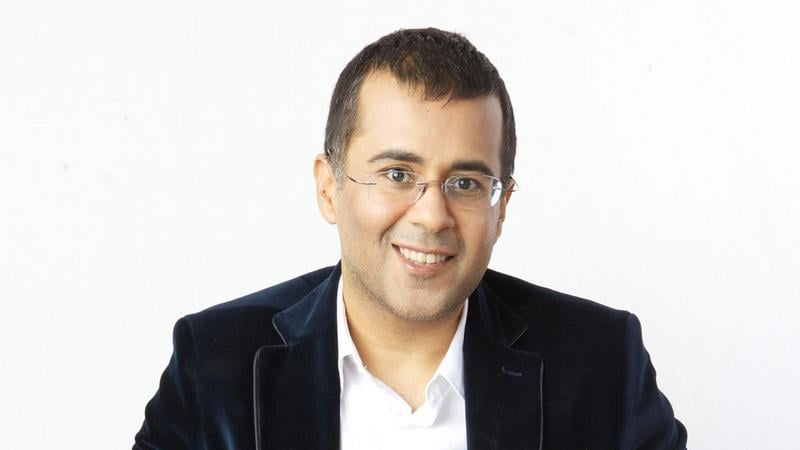 Amazon Publishing Announces 6-Book Deal With Chetan Bhagat