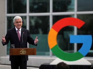 Google to Invest $140 Million to Expand Data Centre in Chile