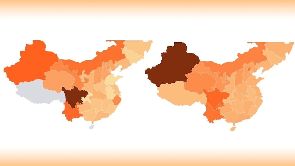 Watch: University of Cambridge Visualisation Shows How Bitcoin Mining Fell in China Even Before Crackdown