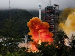 China Launches Final Satellite to Complete Beidou Network, Rival to GPS