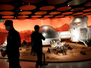 Mars Chopper: China Develops Protype Miniature Helicopter for Future Missions