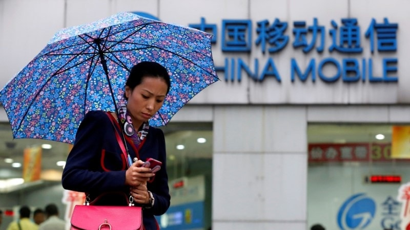 Trump Moves to Block China Mobile's US Entry on National Security Grounds