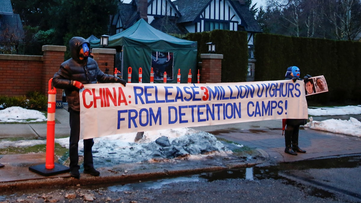 Apple, Samsung, Huawei, Others Accused of Using Forced Chinese Labour