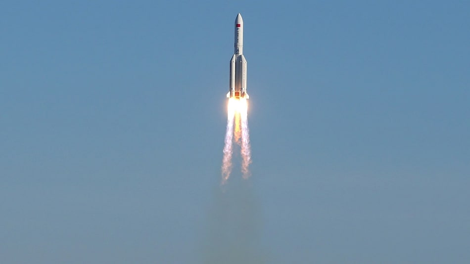 China's New Spacecraft Returns to Earth: Official