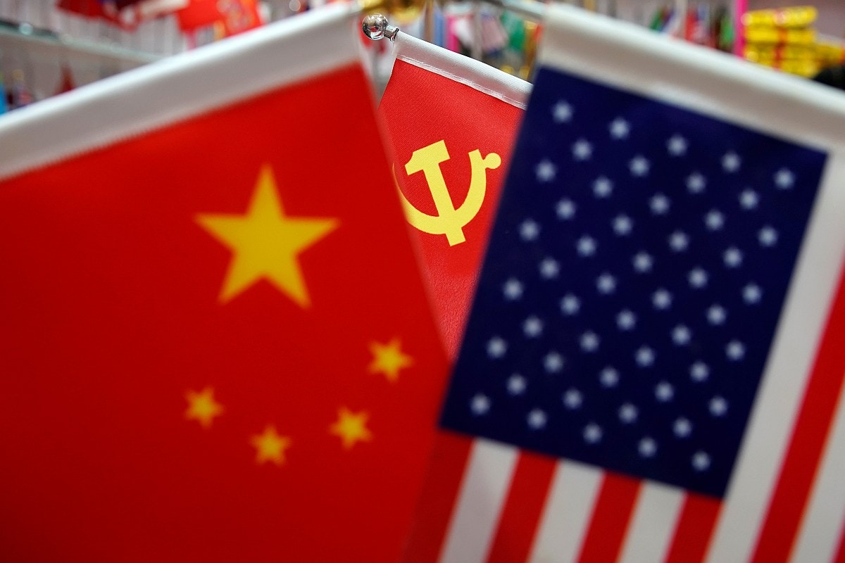 Chinese State Media Hits Out at 'Fabricated' US Tech Claims