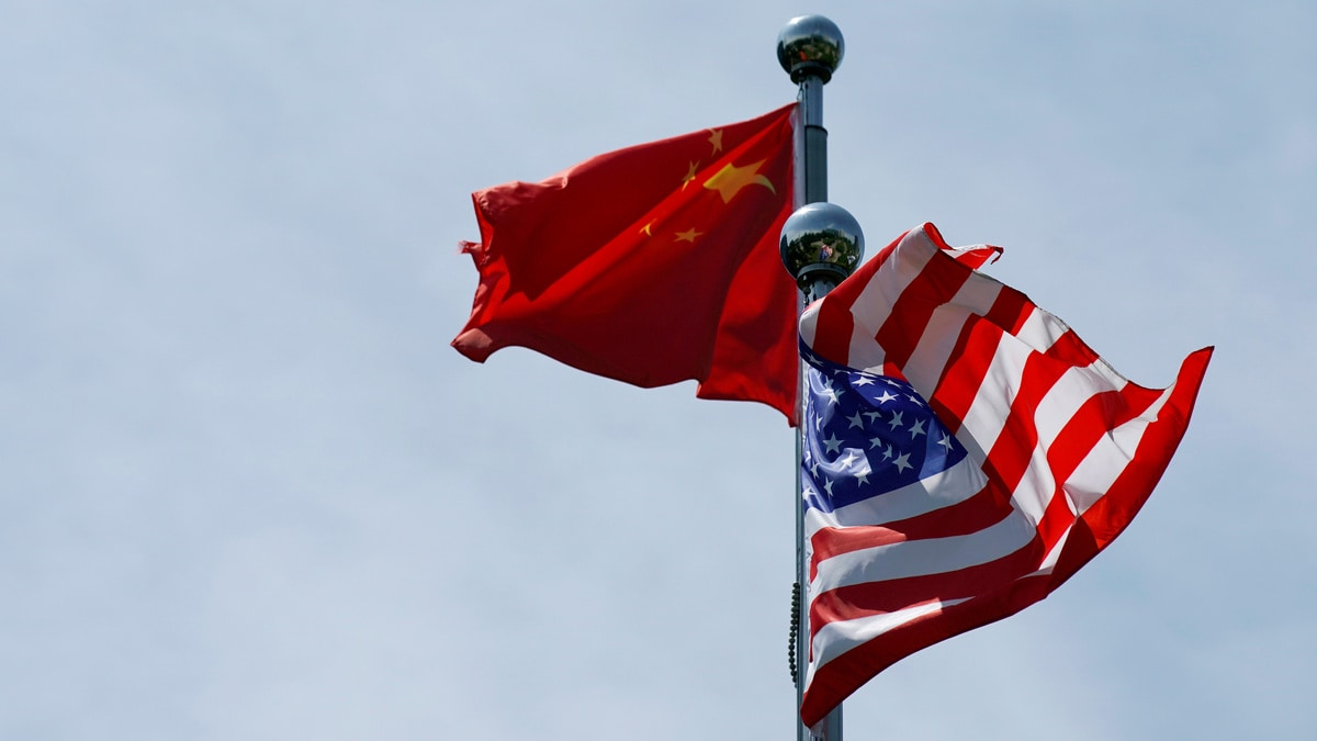 China Signals It Will Hit Back Over US Tech Blacklist