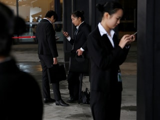 Opting Out: Some of China's '996' Tech Tribe Quit, Seek Less Stress