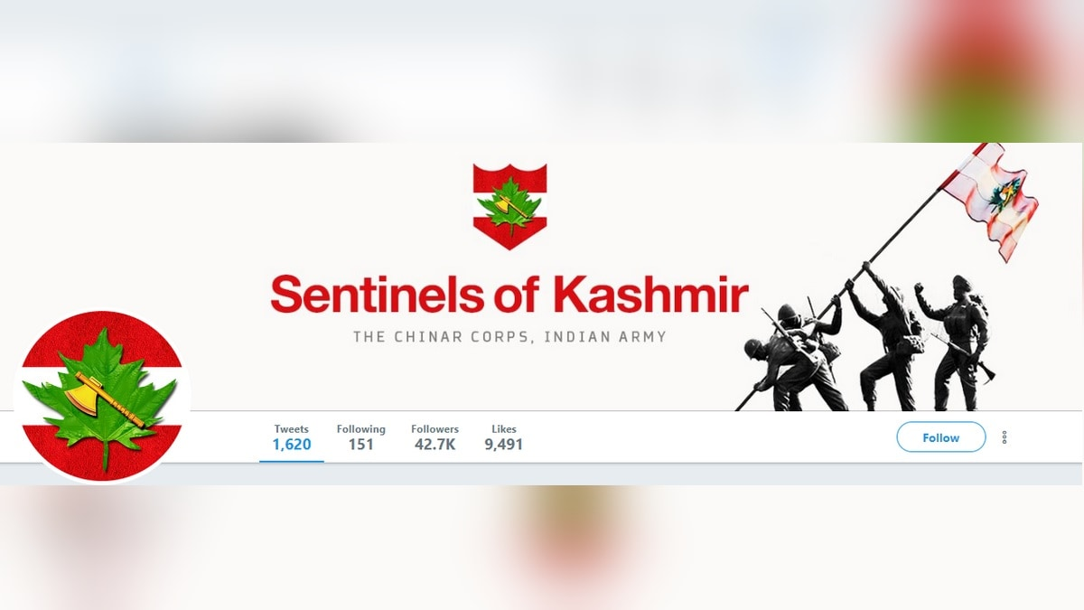 'Chinar Corps' Twitter Handle Restored Following Suspension