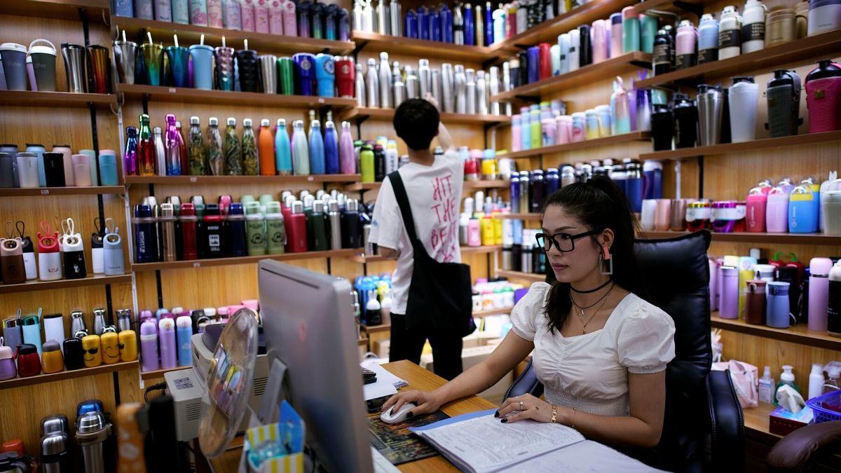 As Coronavirus Sinks Global Demand, China's Exporters Go Online to Tap Domestic Market