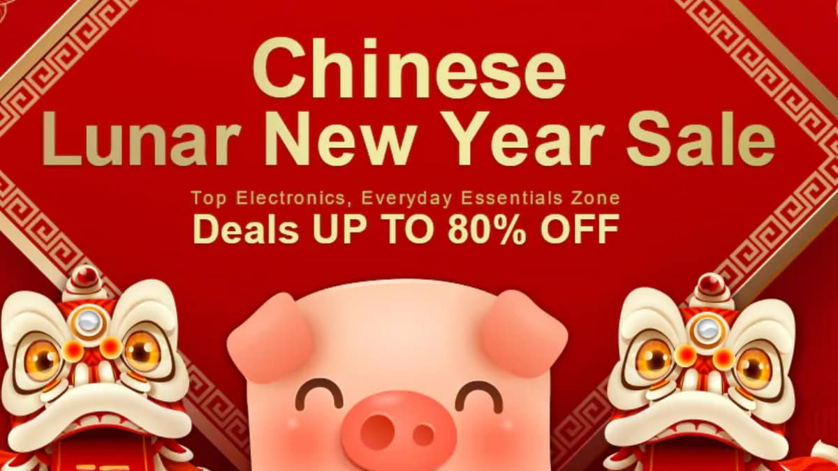 Chinese New Year 2020: How to Buy Mobiles, Other Gadgets From China and Get Delivered in India