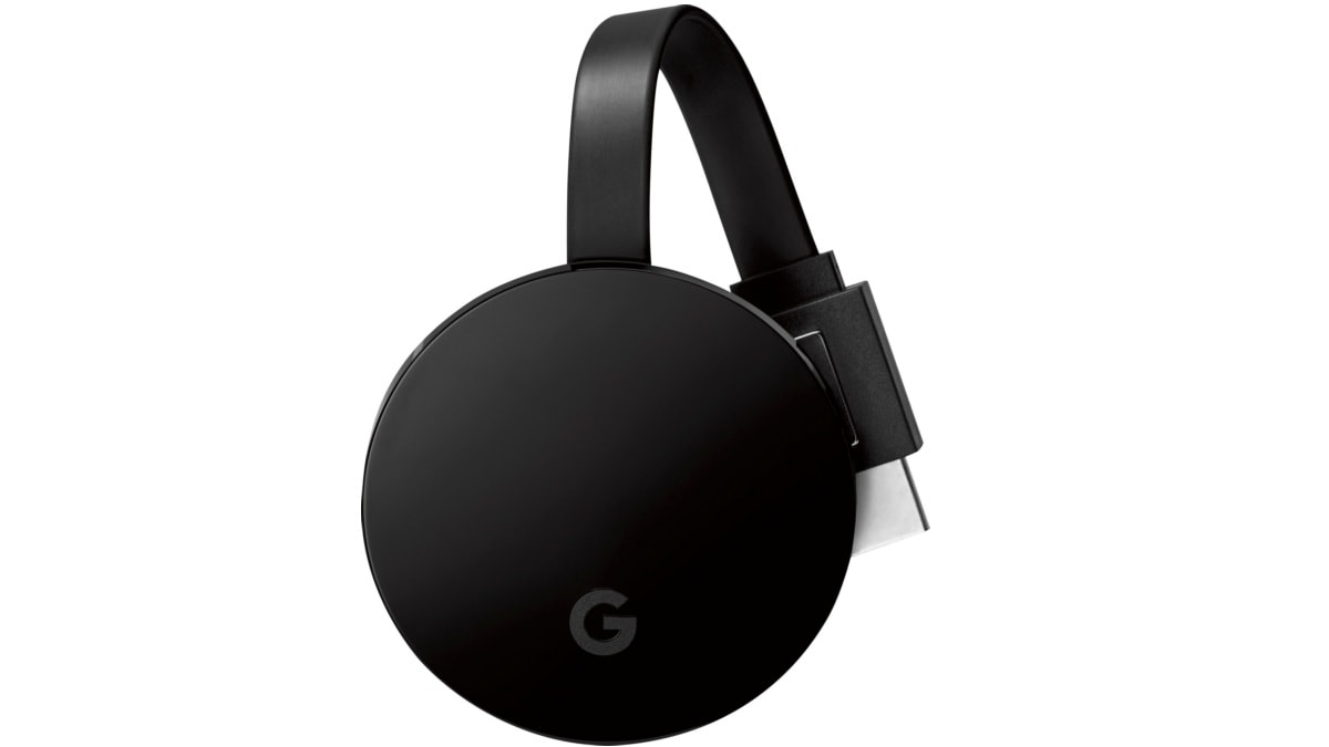 Google Chromecast Ultra Refresh With a Dedicated Remote Reportedly Gets Certified