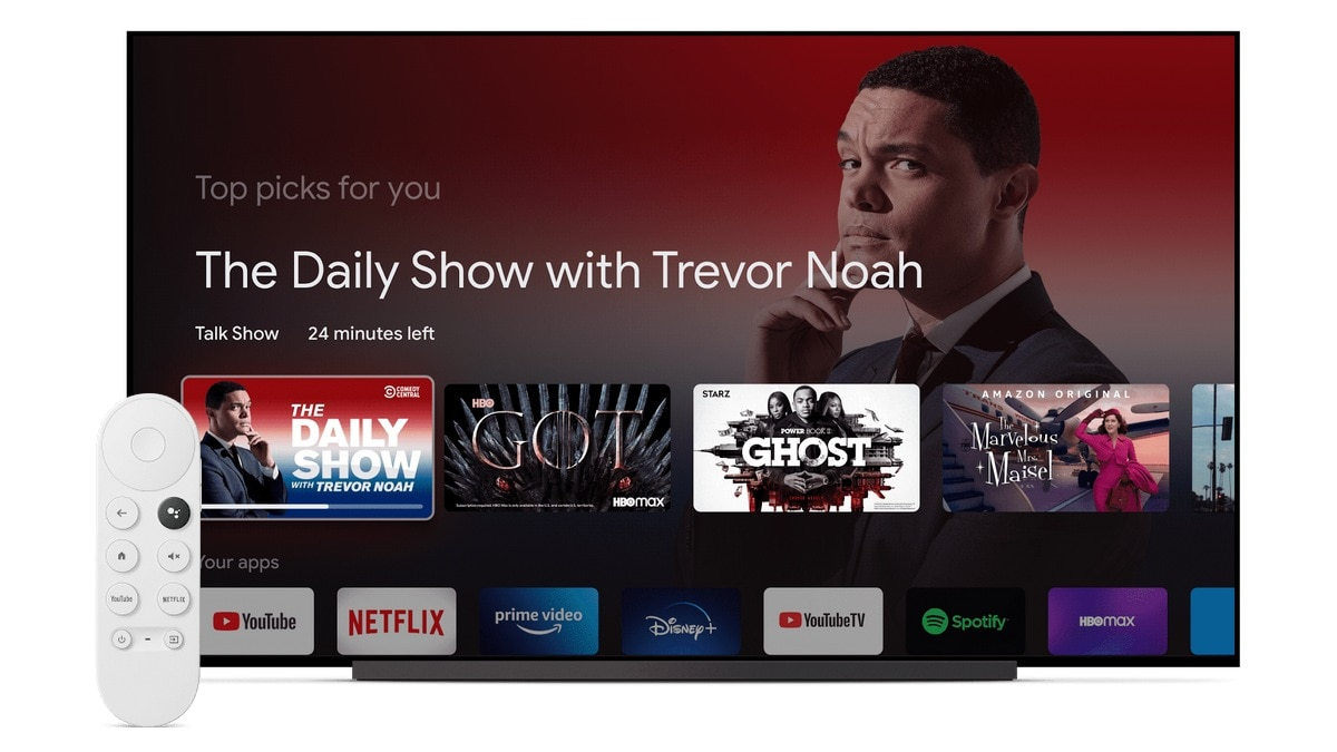 Google TV May Get Free Live TV Channels Soon