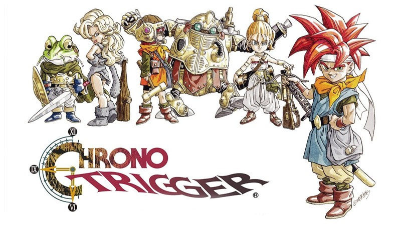 Chrono Trigger has come to Steam, but it looks off