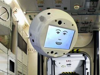 SpaceX Launches 'Flying Brain' AI Robot for ISS Crew