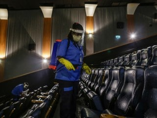 Cinemas Are Reopening in India, With UV Filters and Socially Distanced Seating. But Should You Go?