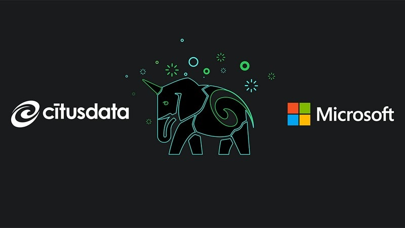 Microsoft Acquires Open-Source Startup 'Citus Data' to Boost Cloud Business
