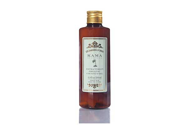 Kama Ayurveda Extra Virgin Organic Coconut Oil, 200ml