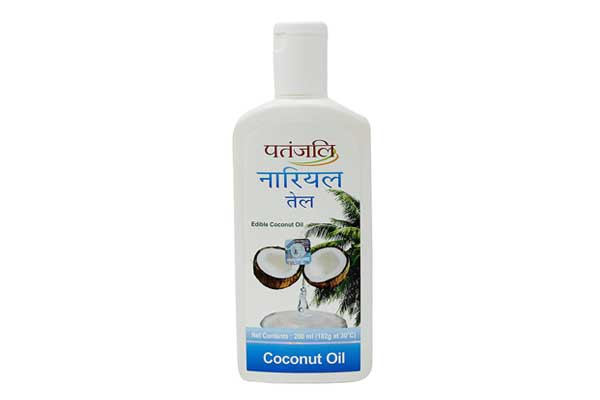 Patanjali Coconut Oil, 200ml