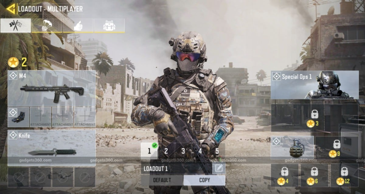 cod mobile loadout Call of Duty Mobile