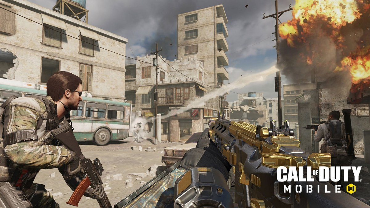 Call of Duty: Mobile Hits 250 Million Downloads Less Than a Year ...
