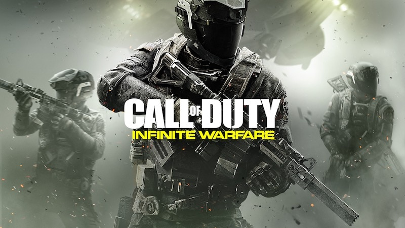 You can pre-load the Call of Duty: Infinite Warfare beta today