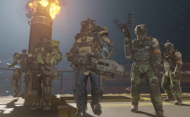 Call of Duty: Infinite Warfare Review   NDTV Gadgets360 com