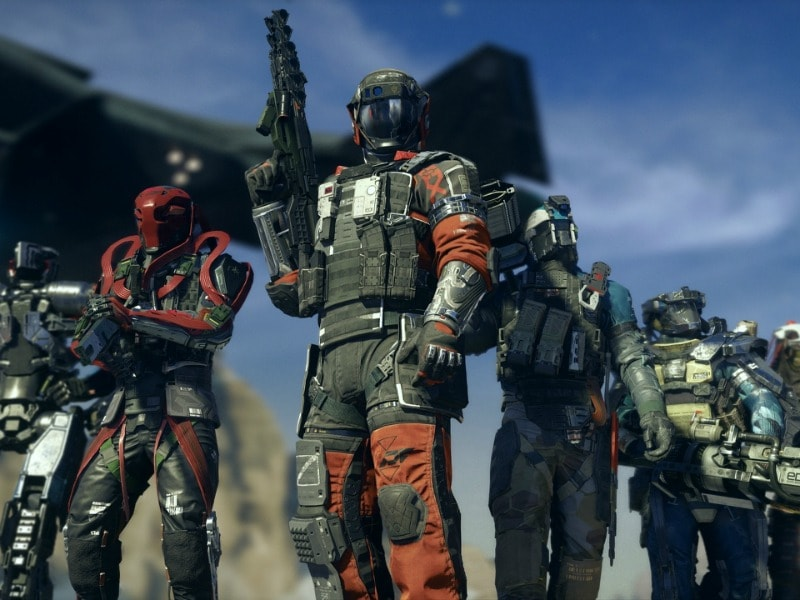Call of Duty: Infinite Warfare 2 Not in Development: Ex-Call of Duty