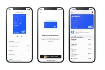 Coinbase to Allow Users to Use Card via Apple, Google Wallets