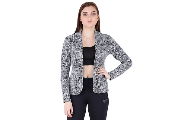 color club Womens Regular Fit Blazer 1614550265656