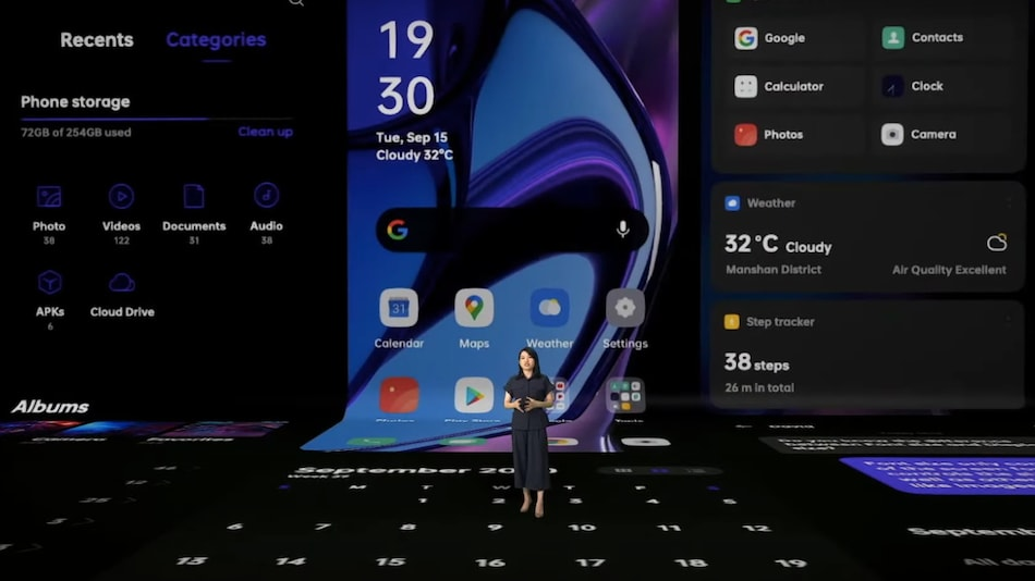 ColorOS 11, Based on Android 11, Debuts; Beta Programme Begins for Oppo Find X2 Series