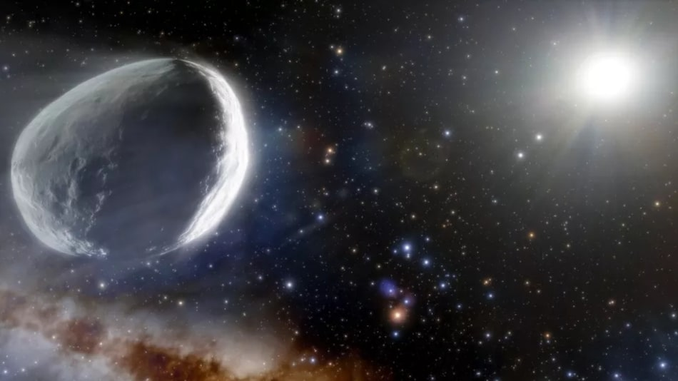 Giant Comet Headed Towards Solar System, One of the Largest Ever Seen
