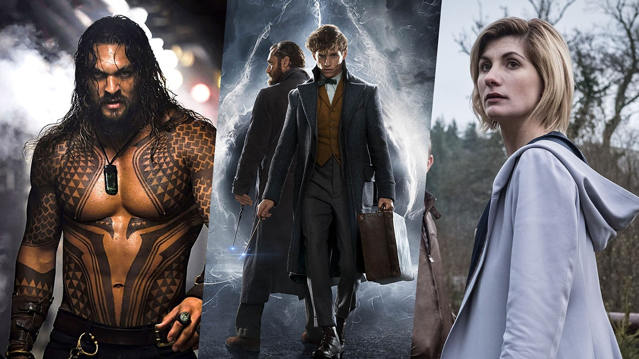 Comic-Con 2018: All the Movie and TV Show Trailers