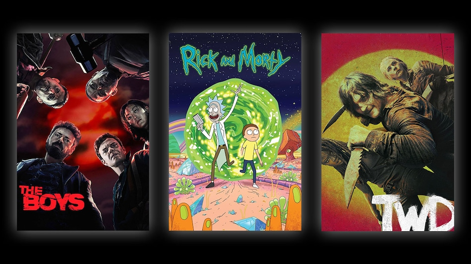 San Diego Comic-Con 2020 Trailers: Rick and Morty, The Walking Dead, and More