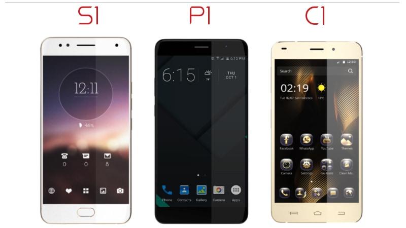 Comio ब्रांड के तीन सस्ते 4जी वीओएलटीई स्मार्टफोन भारत में लॉन्च