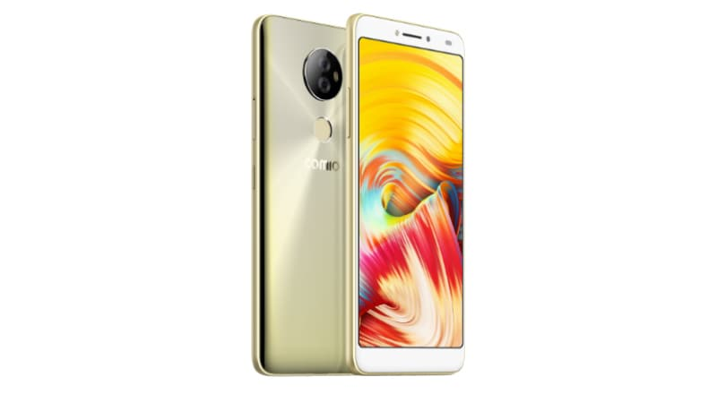 Comio X1 Note With 6-Inch 18:9 Display, Dual Rear Cameras Launched in India: Price, Specifications