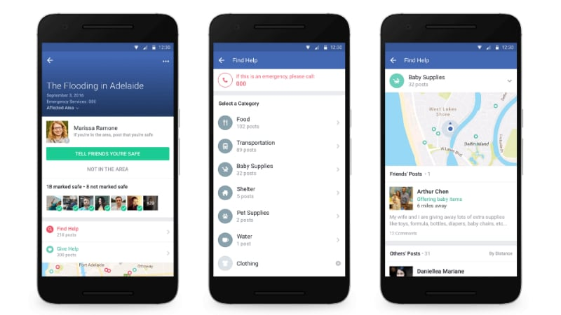 Facebook Community Help Launched in India and 5 Other Countries, Lets People Help One Another