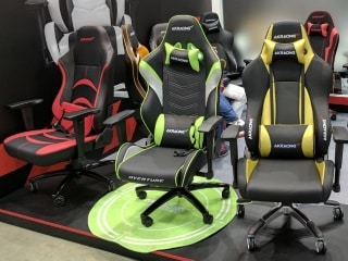 The Most Interesting Things at Computex 2017 Were the Chairs