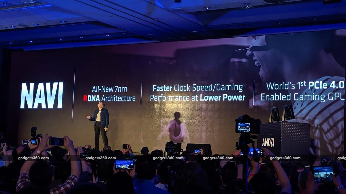 Computex 2019: AMD Radeon RX5000 'Navi' GPU Series, New CPUs Including 12-Core Ryzen 9 3900X Announced
