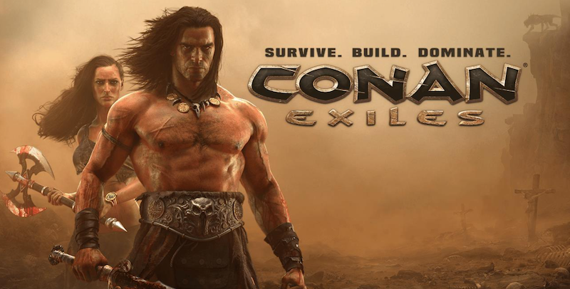 Conan Exiles Will Come to Xbox One as a Preview in Q3 2017; Full Launch Expected in 2018