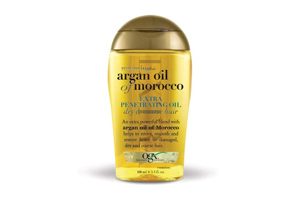 OGX Argan Oil of Morobest conditioner for dry hair in india Morocco Extra Penetrating Oil for Renewing Plus Dry and Coarse Hair