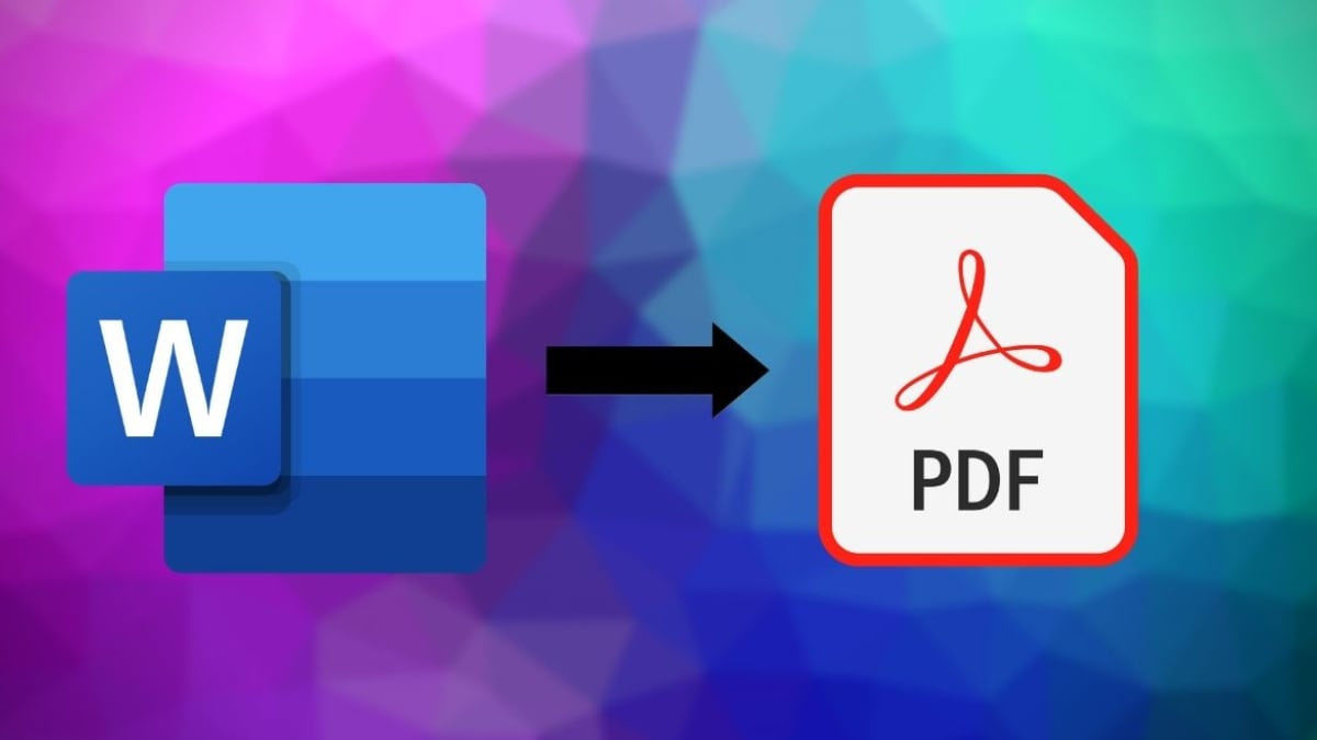 How To Convert Word To Pdf For Free Ndtv Gadgets 360