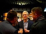 Apple CEO Tim Cook Says Developers Have Earned $17 Billion From China App Store