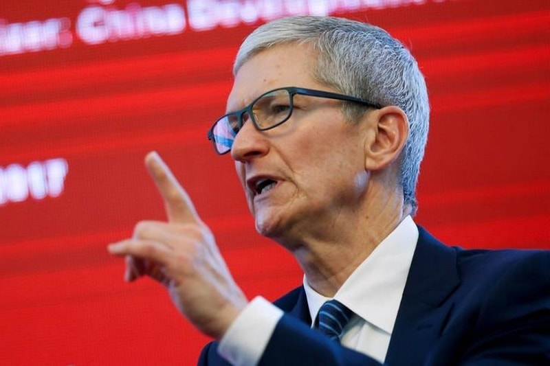Apple CEO Tim Cook Defends Globalisation at China Speech