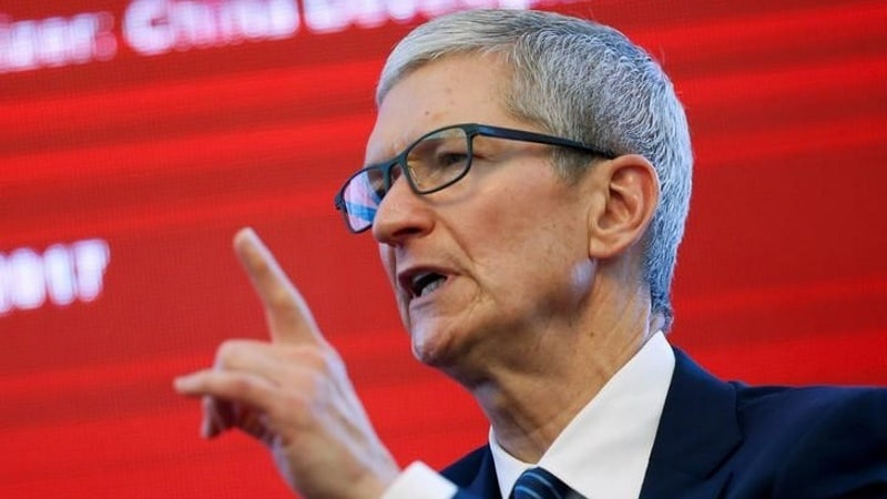 Facebook Should Have Regulated Itself, but It's Too Late for That Now: Apple CEO Tim Cook