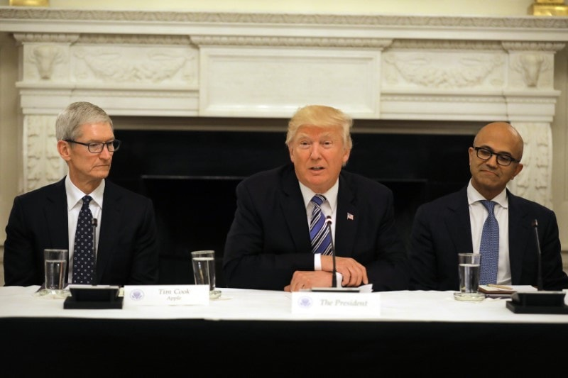 Tim Cook and Satya Nadella Among Tech Leaders Who Met Donald Trump: What You Need to Know